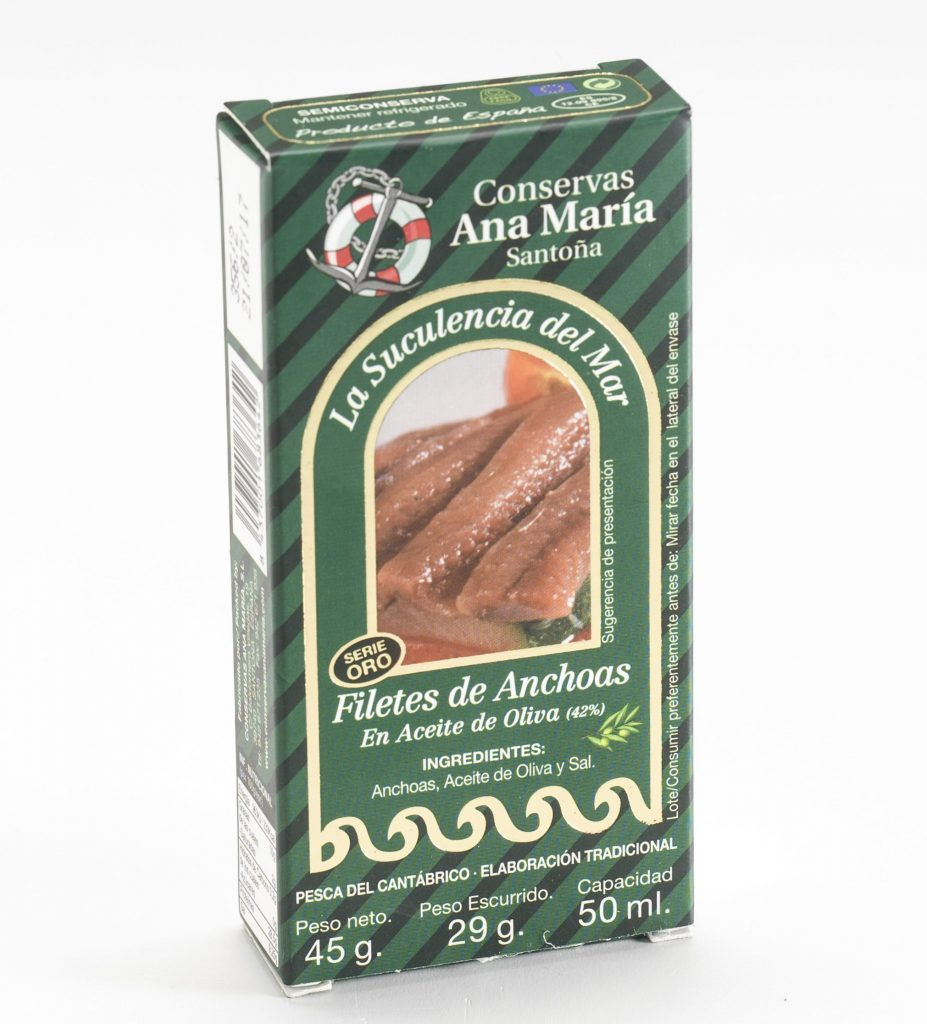 Acciughe Conservas Ana Maria 50ml