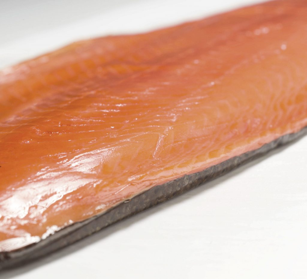 Tommy Mulloy's salmon