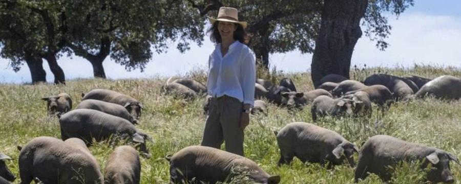 Teresa Domecq intervista