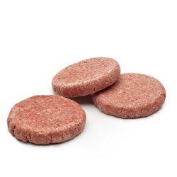 hamburger di bue