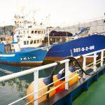 peschereccio porto santona